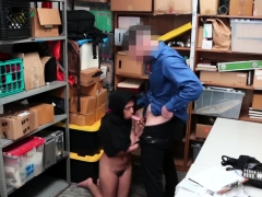 cop suspect was clad suspiciously and seen going into the سكس محارم HD