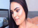 Gorgeous Babe with Big Tits Masturbates on Cam