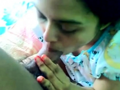 indian aunty blowing penis amazing