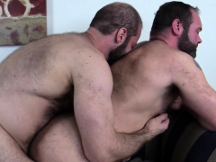 Fetish bear bare pound