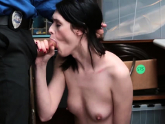 Extreme multiple blowjob for