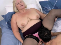 chubby-granny-pounded