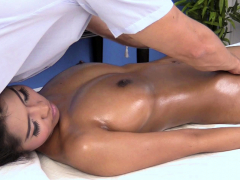 Tittiporn Gets Her Huge Tits Massaged