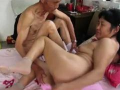 Asian Grandpas In Action