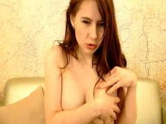 young fantacies her on webcam solo