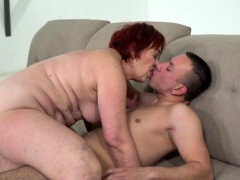 red-haired-granny-fucked
