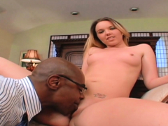 Black Cock Is Enough For Two Girls