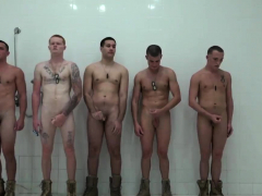 Army Sex Gays The Hazing, The Showering And The Fucking