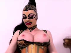 Kayla Green At Latexpussycats