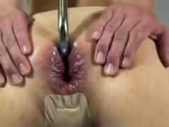 Japanese Girl Extreme Anal Hook