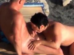 hidden cam beach fuck