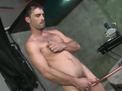 Gay4pay Hunk Joe Parker Strokes His Big Cock And Shows Off