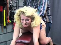 Cute teen thraldom porn video in non-professional scenes