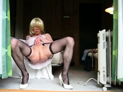 Crossdresser video XXX