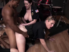 Milf dom Raw video grabs police ravaging a deadbeat dad.