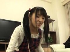 Fresh exotic Yuuki Itano adores cock insertion