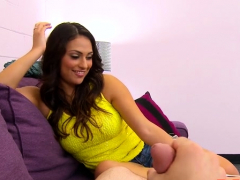 Fresh Latin Rikki Nyx With Big Natural Tits Gets Pounded