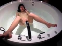 chinese escort touching herself in bathtub – xtinder.net