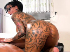 german-big-tits-tattoo-mature-milf-seduced-rimjob-massage
