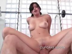 latina-beauty-riding-on-a-big-cock-that-slams-her-wet-pussy