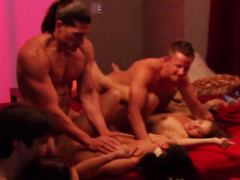 Swingers on national TV reality show
