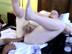 Gay ass fisting bleed porn with Brock admitting he wants