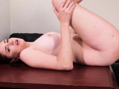 Young debutante Chloe creamed by big cock riding and blowjob