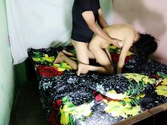 Indian Housewife Enjoying Rough Sex