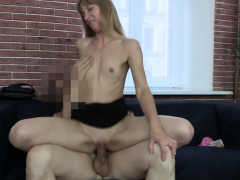 sweet blonde amateur in real sex tape