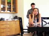 Chanel Preston Fucked Hard While on the Phone