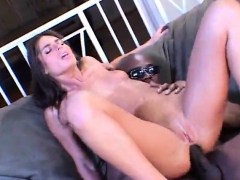 Hot Latina Naomi Having Fun With Interracial Anal Fuck