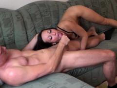german skinny girlfriend bitch anal homemade small booty