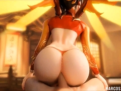 sweet booty overwatch babes get raw anal pounding – xtinder.net