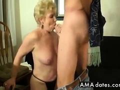 Mature Swinger Girl Really Loves Sex