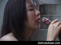 Busty Asian Babe Getting Fucked Part4