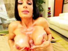 milf-tugs-for-cum-on-her-massive-jugs