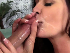 Giving My Stepmom a Facial