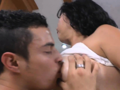 Ricardo pounded horny LUcia just the way she likes it