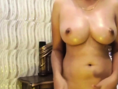 Horny Indian Slut Loves Her Lovense Toy