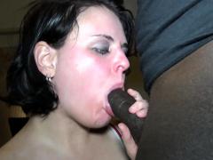 German Girlfriend Homemade Blowjob Bbc And Swallow