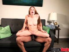 Kara Danvers tricked into fucking monster BBC and creampie