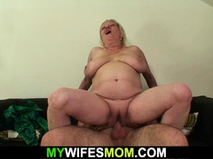 old-busty-girlfriends-mother-seduces-him-and-rides-cock