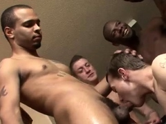 interracial twinks cumshot