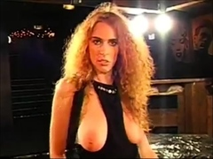 redhead adriana dancing with cum on face Striptease