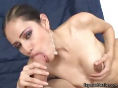 Arabian Girl With Big Fake Tits Riding Part4