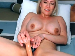 amazing-milf-babe-and-her-sexually-lewd-performance-live