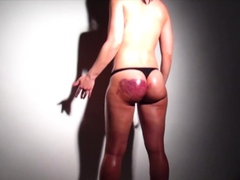 Spanking Teen In Extreme Fetish Porn