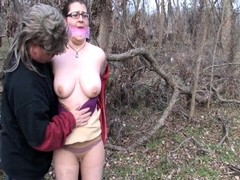 Big boobs wife fetish sex and outdoor sex 05