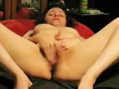 my hairy twat squirting big jet