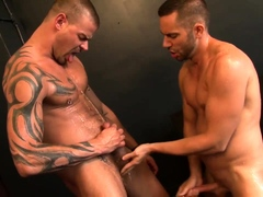 rj-alexander-and-derrick-hanson-scene-from-piss-and-boots